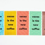 Hey Antwerp, cacao is the new coffee! Tasting series at 'Zwart'